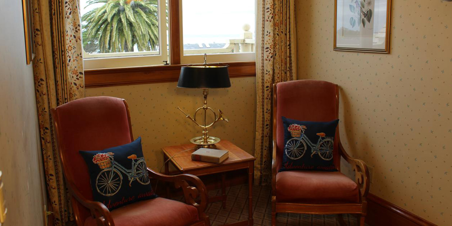 ENJOY THE MANY ON-SITE AMENITIES AT OUR PACIFIC GROVE, CA HOTEL ONE OF PACIFIC GROVE TOP-RANKED HOTELS