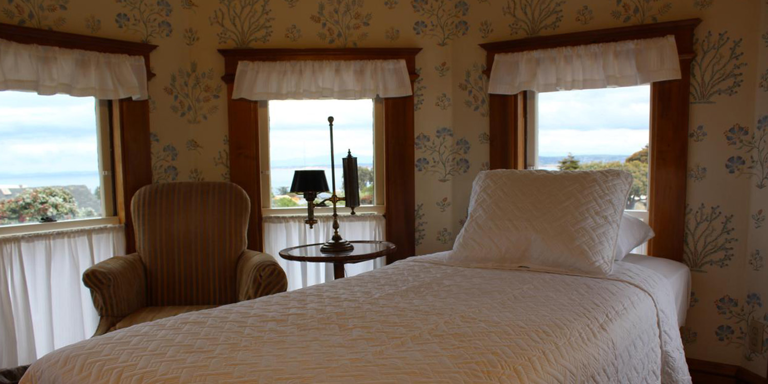 STEP BACK IN TIME WITH A STAY AT PACIFIC GROVE INN ONLY MINUTES AWAY FROM THE SIGHTS OF PACIFIC GROVE