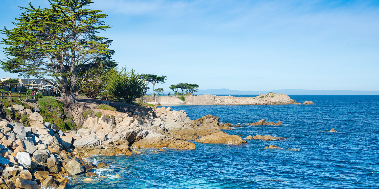 PACIFIC GROVE INN OFFERS AN IDEAL LOCATION WITH EASY ACCESS TO TOP ATTRACTIONS