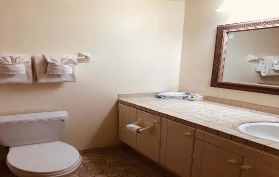 Pacific Grove Inn - Bathroom